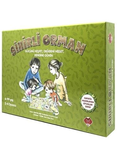 Morhipo kitap Hayata Hazırlayan Oyunlar Serisi - Sihirli Orman Renkli